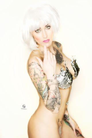 Lillie Nyx Nude Photos 46