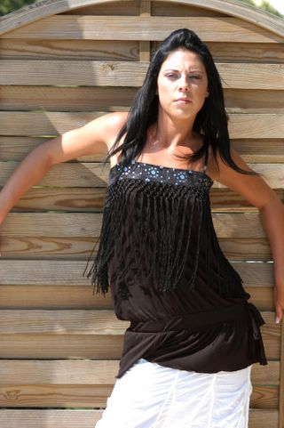 New face female model Pauline84 from France