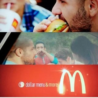 MC DONALDS COMMERICAL