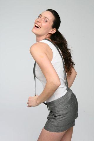 Nathalie le Gosles  nackt