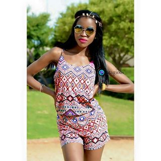 New face female model Boipelo from South Africa