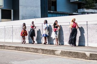 African designers photoshoot