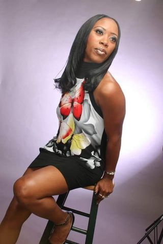 New face female model Deshawnaye from United States