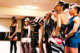 Runway Shows: OMG Fashion Shades runway show
