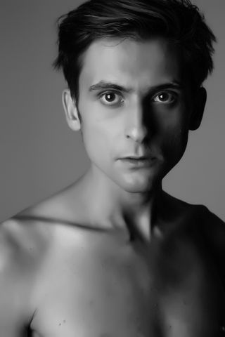 New face masculino modelo Ruslan from Rússia