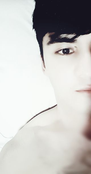 New face male model Ibrahim from South Korea