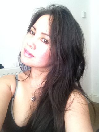 New face female model Mhelhu4 from United Kingdom