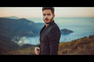 New face male model oussama from Algeria