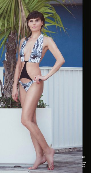 """International"" The Resort Collection, Maia Cabral Swimwear 2017 