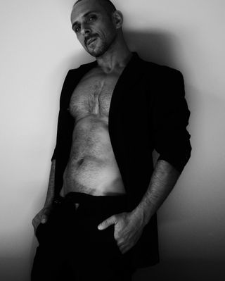 New face male model Paolo from Spain