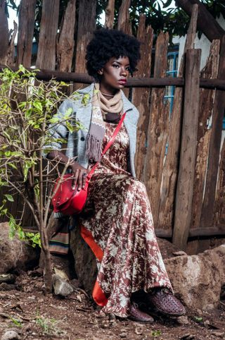 Another shot for Carole Kinoti Collection.