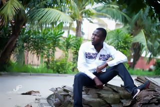 New face male model Tee from Nigeria