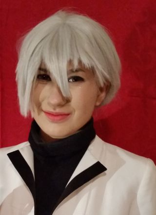 "Anime Expo 2017- Hyun ""Zen"" Ryu from Mystic Messenger