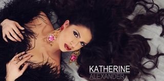 New face female model Katherine from United States