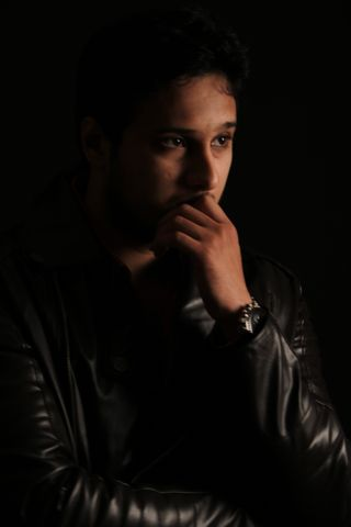 New face maschile modello Saurabh from India