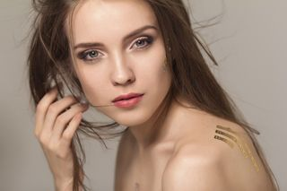 New face female model Alena from Russia
