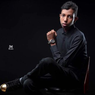 New face male model mohamed from Malaysia