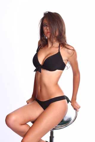 New face femme Mannequin Polina from Bulgarie