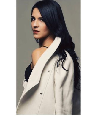 New face female model Alexandra from Spain