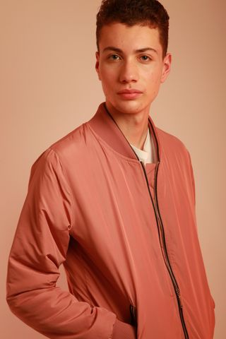 New face male model Jacob from United Kingdom
