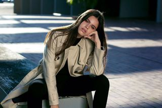 New Face weiblich Model Luz from Mexiko