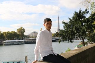 New face male model AlexNouri from France
