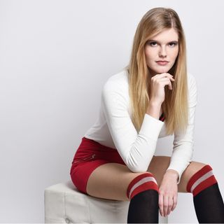 New face female model Nicola from Germany