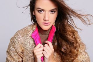 New face female model Alessandra from United Kingdom