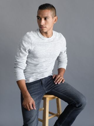 Agency model male model Javier from United States