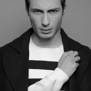 New face male model Alan from Russia
