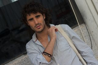 New face male model Jordi from Spain