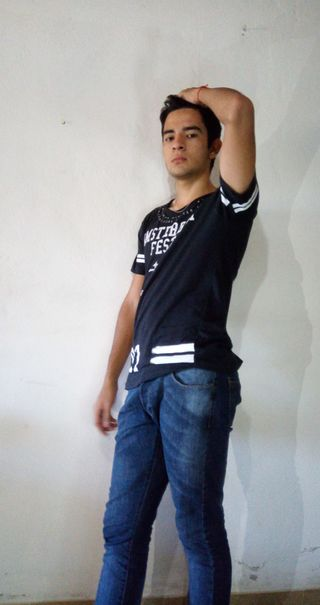 New face masculino modelo Ricardo from Argentina