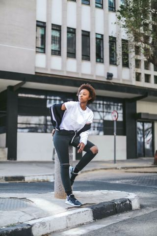 New face female model Zintle from South Africa