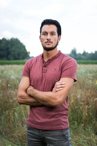New face male model Remo from Switzerland
