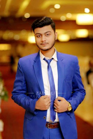 New face male model Hamza from Pakistan