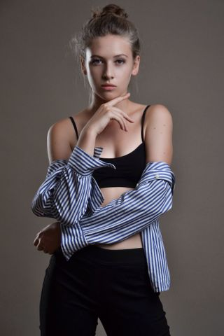 New face female model Katya from Ukraine