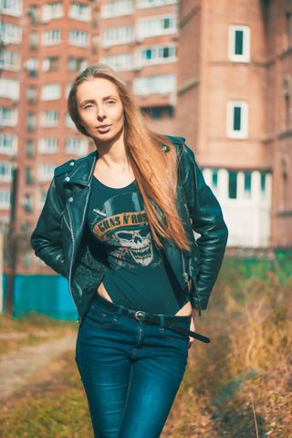 New face female model Olesya from Russia