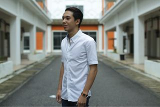 New face male model Nadzmi from Malaysia