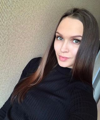 New face female model Daria from Russia