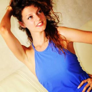New face female model Giorgia from Germany