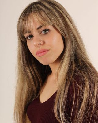 New face female model sonia from Spain