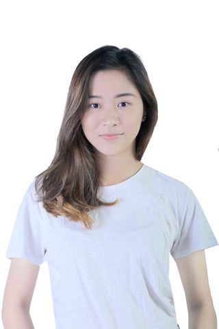 New face female model Paulina from Indonesia