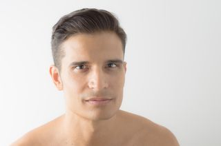 New face male model Alberto from Spain