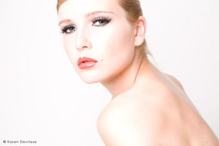 New face femme Mannequin Saskia from Belgique