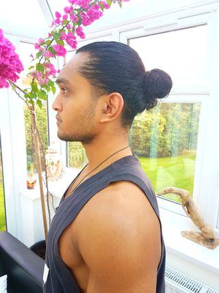 New face male model Anish from United Kingdom