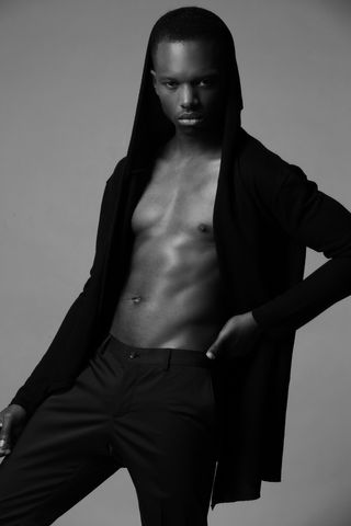 New face homme Mannequin Auxelle from Pays-bas