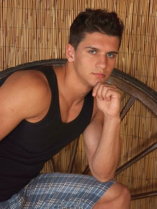 New face male model Alex from Spain