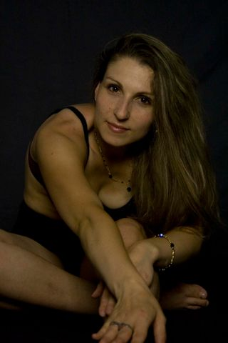 New face female model Daniela from Switzerland