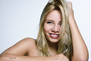 New face female model Lena from Germany