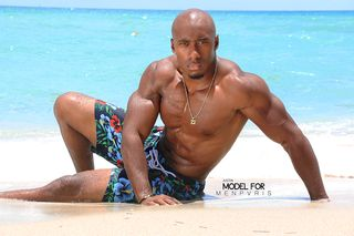 New face male model justin from United States